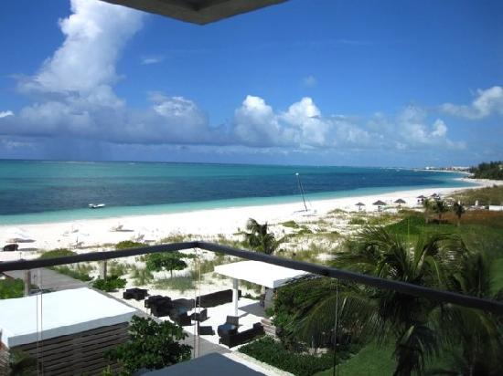 Gansevoort Turks + Caicos : The view from our suite