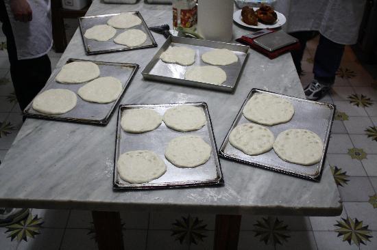 Mami Camilla: pizza night