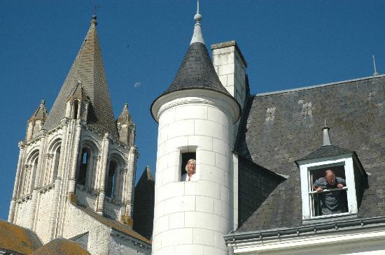 La Maison de l'Argentier du Roy: Rapunzel in her tower