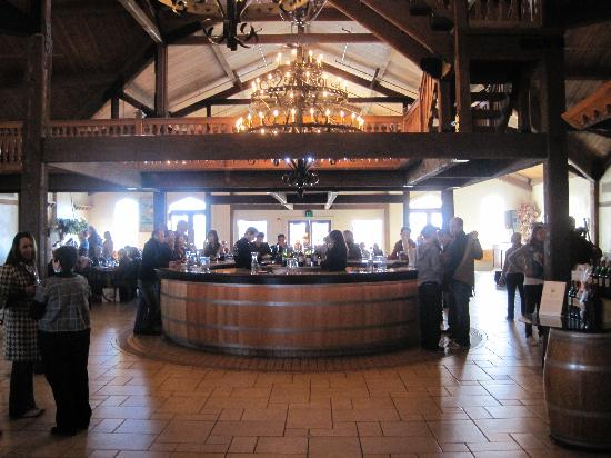 Harbor Knoll : One of our wine tour stops