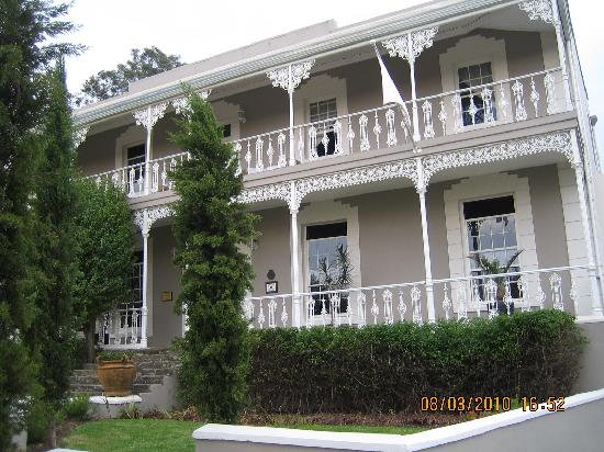 Schoone Oordt Country House: Exterior