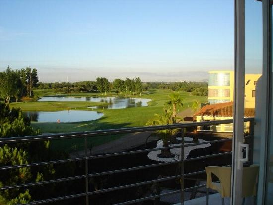 Hotel Montado & Golf Resort: Room view