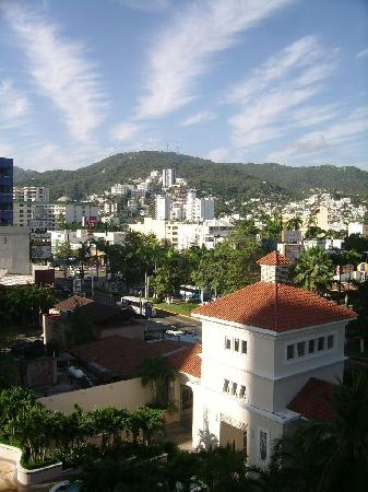 One Acapulco Costera: view from the room
