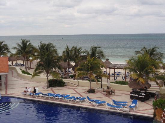 Hotel Marina El Cid Spa & Beach Resort: Beach view from balcony