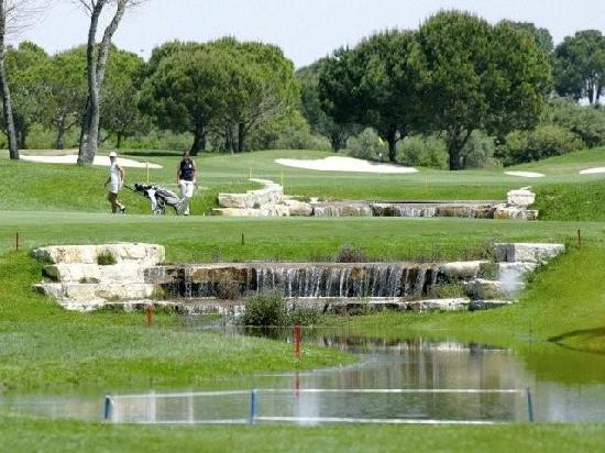 Hotel Montado & Golf Resort: Tee 4