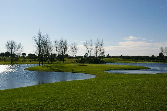 Hotel Montado & Golf Resort: Tee 18