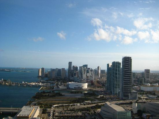 Opera Suites & Marina: View from balcony