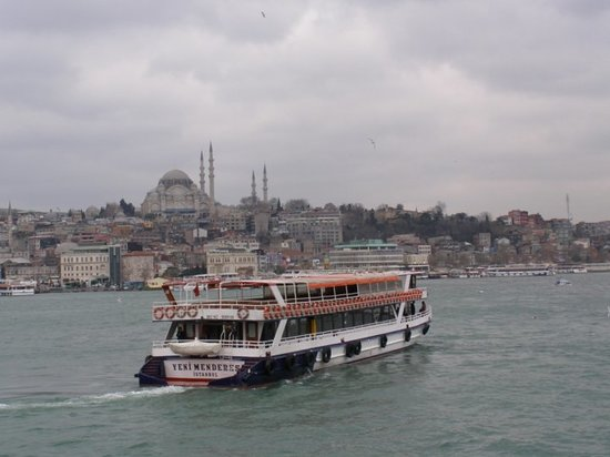 Bosphorus Cruise Day Trips