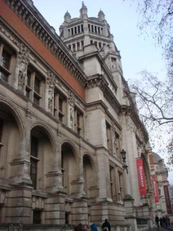 Victoria og Albert Museum: V&A