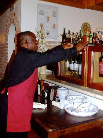 Giorgio's Wine Restaurant: Plenty of wines by the glass!