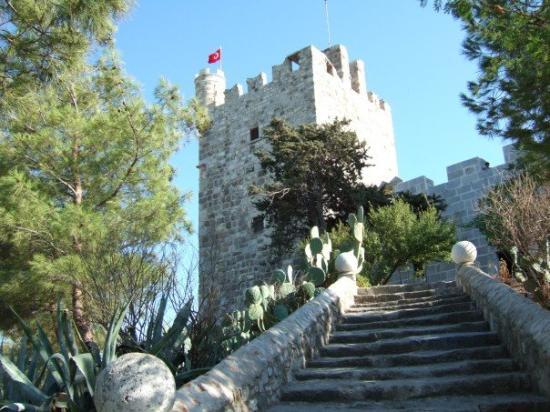 قلعه بدروم (Bodrum Castle)