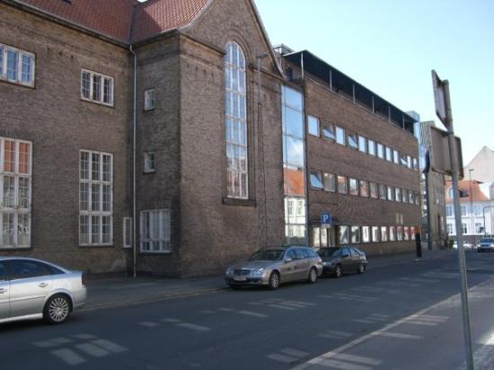 Horsens, Denemarken: Our dormitory