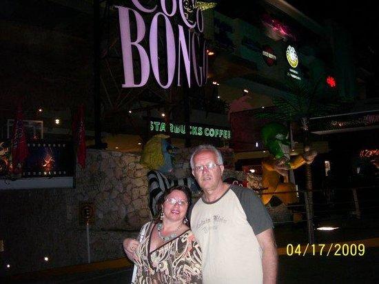 Bilde fra Coco Bongo Cancun
