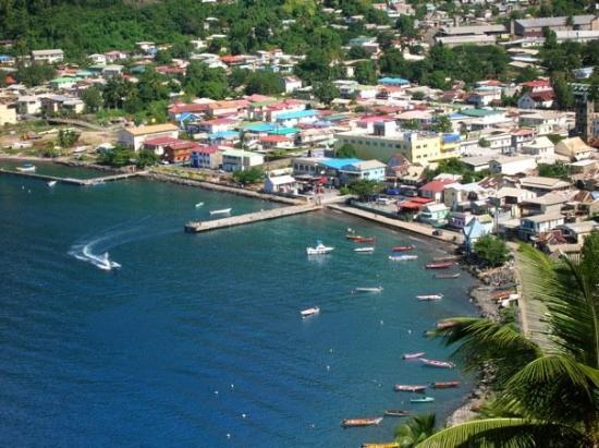 Marigot Bay Photo