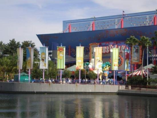 Universal Orlando Resort: Orlando, FL, United States The Simpson's Ride