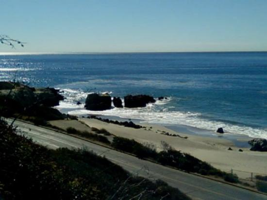 Malibú, CA: View from PCH, this is a gorgeous drive