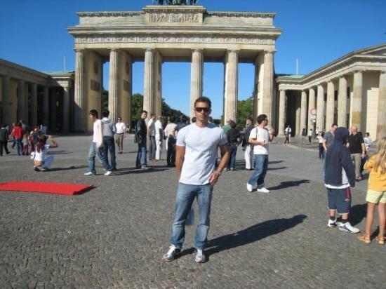 Bilde fra Brandenburg Gate (Brandenburger Tor)