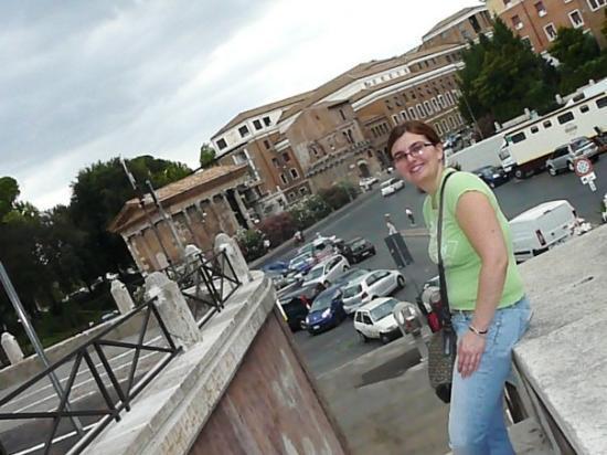Piazza della Bocca della Verità ภาพถ่าย