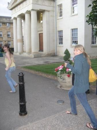 Cambridge University, Downing College