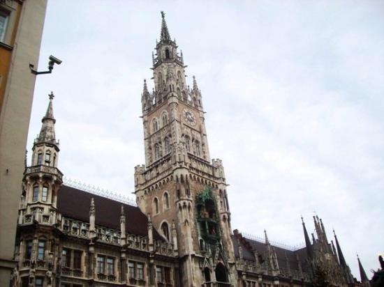 Bilde fra Marienplatz