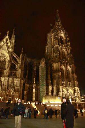 Cologne-katedralen: Köln, Dom (the Cologne Cathedral)