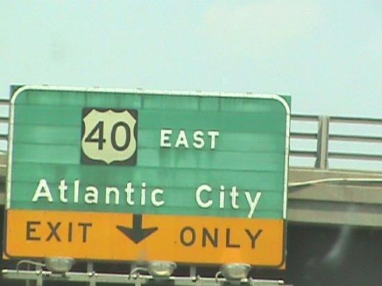 Bilde fra Atlantic City