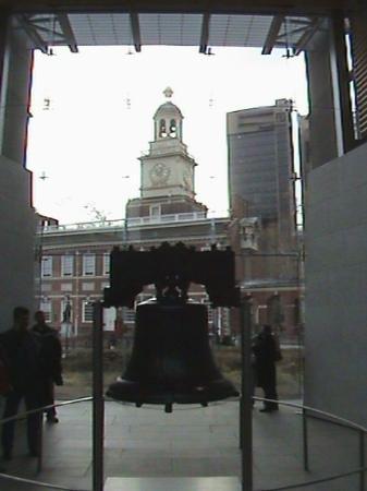 Bilde fra Liberty Bell Center