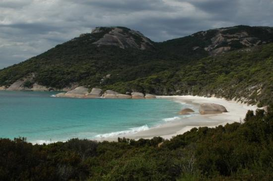 Little Beach at Two Peoples Bay Nature Reserve - Albany, Western Australia