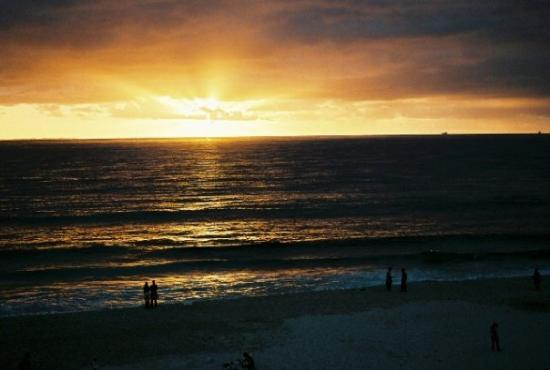 Sunset at Cottesloe Beach Perth, Western Australia