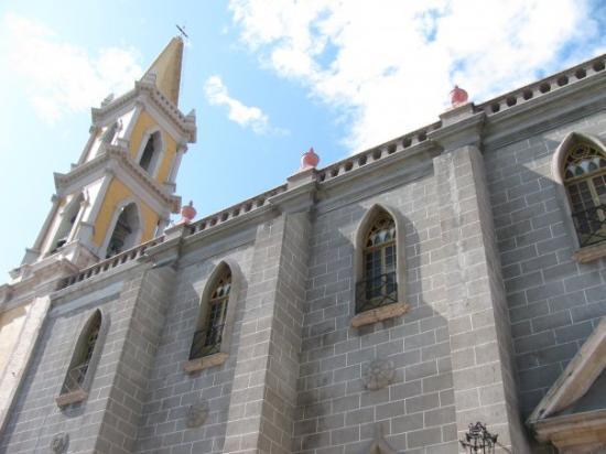 Cathedral, Mazatlan