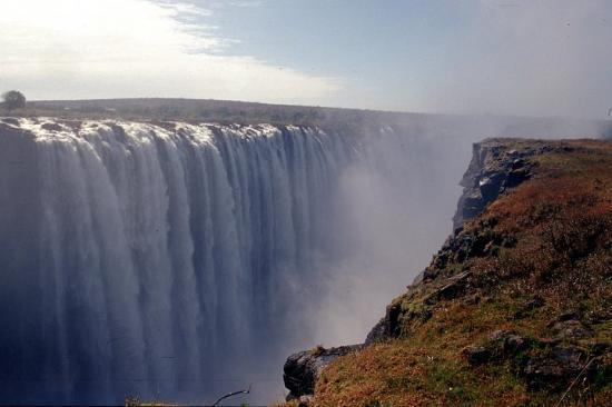 Victoriafallene, Zimbabwe: Zimbawe, Cascate Vittoria