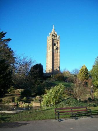 Cabot Tower, Brando Hill. Bristol