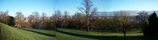 Bristol, UK: From Brandon Hill