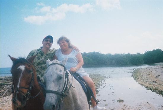 Chukka Caribbean Adventures: Nice day for a ride