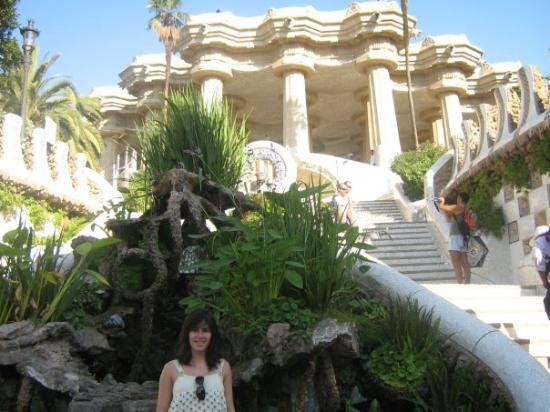 Guell Park: Parc Guell