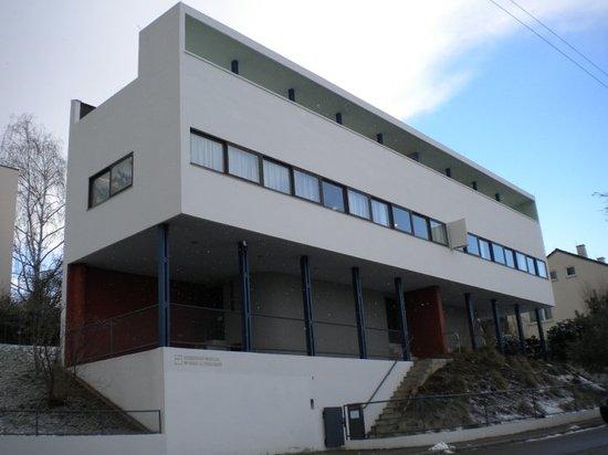 Weissenhof Colony (Weissenhofsiedlung)
