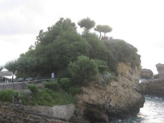 Bilde fra Biarritz