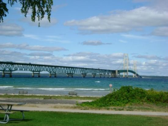 Mackinaw City-bild