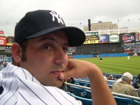 Last time at Yankee Stadium