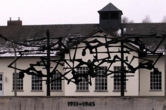 Dachau...very sad place. Got sick to my stomach there
