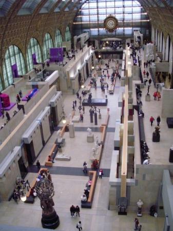 Musée d'Orsay: Musée D´Orsay