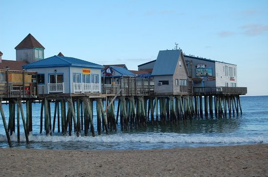 ‪Old Orchard Beach Pier‬