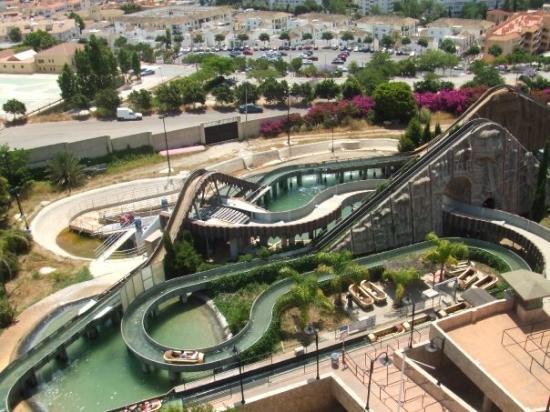 Fuengirola, Spania: Spain Tivoli World