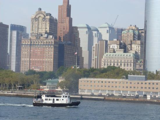 Bilde fra Lower Manhattan