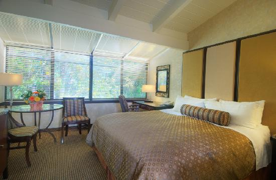 Corte Madera, CA: Deluxe King Guest Room