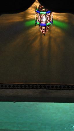 Riad Lorsya: The small Pool