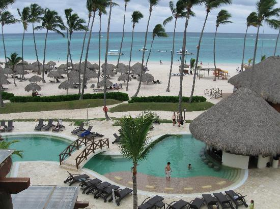 Now Larimar Punta Cana: view from my room