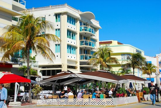The Fritz Hotel Miami Beach Florida Boutique Hotel