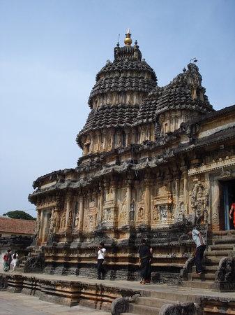 Sringeri, الهند: Sringeri - Vidjashankar Temple