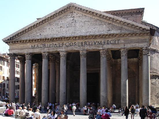 Albergo del Sole Al Pantheon: Pantheon!!!!!!